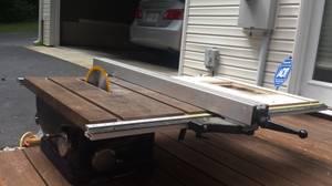 Table saw craftsman (craftsman 10