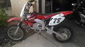 XRF 500 MiniMoto electric bike (West Palmdale)
