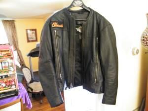 Harley Davidson Leather Coat (Hedgesville)