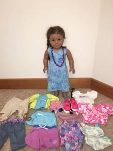 American Girl Doll Kanani~*~*~ (Snohomish)