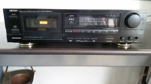 DENON CASSETTE DECK DRM-510 (Hollywood)