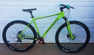 Cannondale Trail SL4 29er Mountain Bike (Lawrenceville)