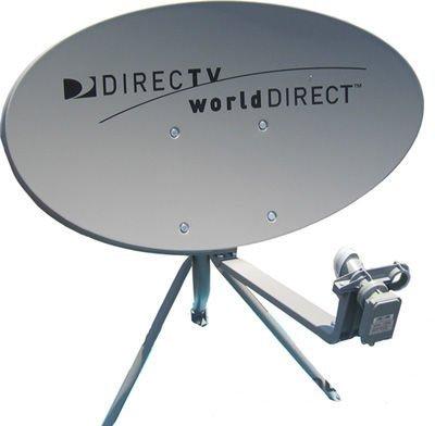 DirecTV International World Direct Satellite Dish DTV36REFR0