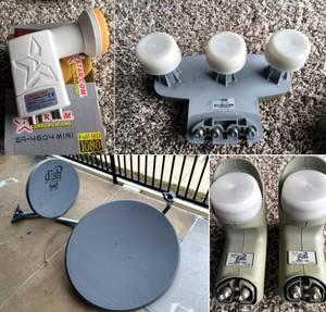 Satellite Dish Parts (Fort Worth)