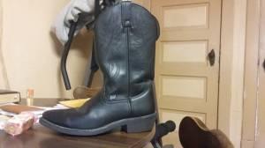 Men's Cowboy Boots (Cairo)