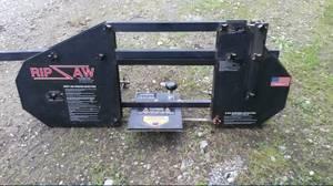RipSaw portable Sawmill