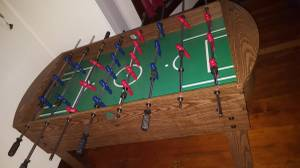 Halex Foosball Table (Shippensburg)
