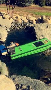 rc Air boat