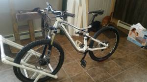 Specialized mountain Bike (Burlington)