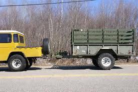 Utility trailer 9x6 1 1/2 ton (NVA)