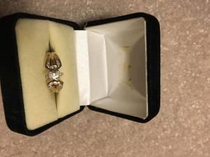 Diamond Ring 1 ct / Wedding Engagement Marquise (Macomb)