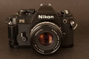 Nikon F1 (film) (South Tryon)