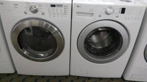 LG Tromm Washer and Dryer (denton nc)