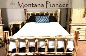 50% Off - Rustic Log Bedroom Furniture (Kalispell, MT)