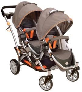 Contour Tandem/double Stroller (Avon)