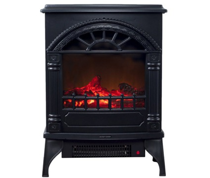 Northwest 80-WSD012 Freestanding Electric Log Fireplace