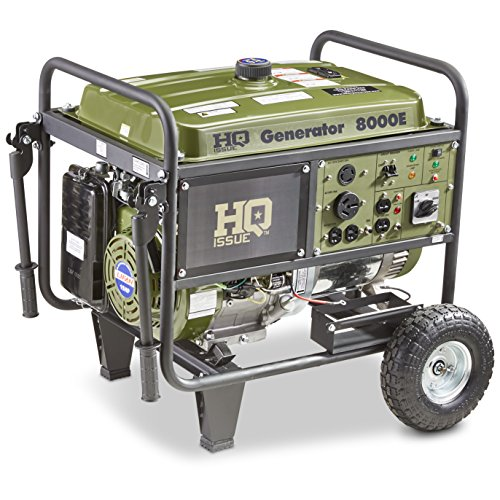 HQ Issue Gas Generator 8000 Watt