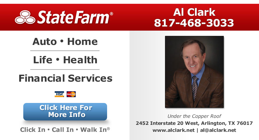 Al Clark - State Farm Insurance Agent