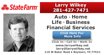 Larry Wilkey - State Farm Insurance Agent