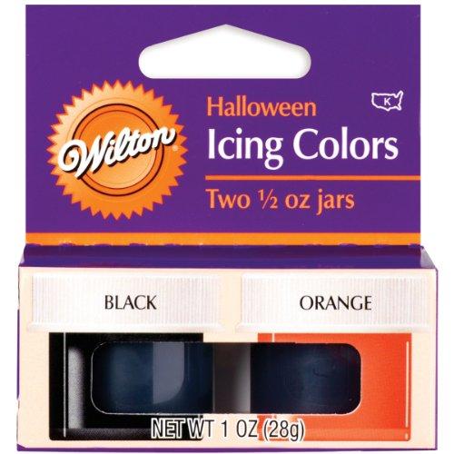 Wilton Halloween 2 Color Kit