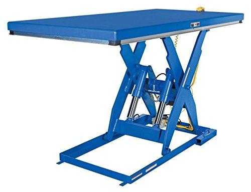 Vestil EHLT-4896-4-56 Electric Hydraulic Lift Table, 4000 lb., 8