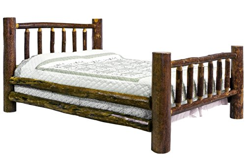Montana Woodworks Glacier Country Collection Bed, King