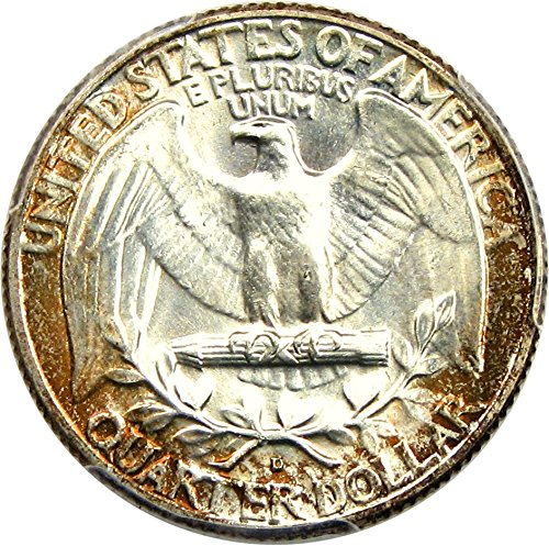 1962 D Washington Quarters (1932-98) Quarter MS67 PCGS\CAC