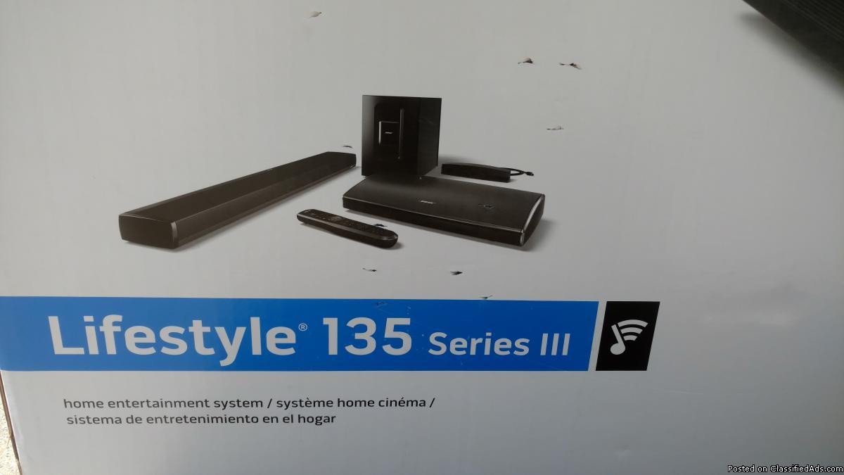 BOSE Lifestyle 135 System