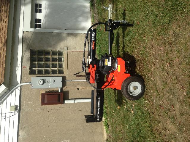 Ariens 22 Ton Wood Splitter