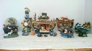 Noah's Ark Nursery Decor.
