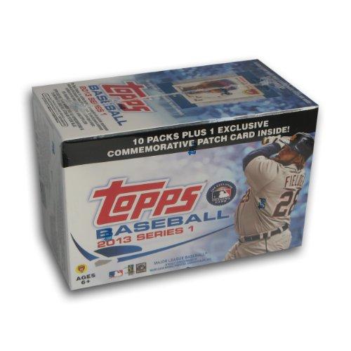 MLB 2013 Topps 1 Blaster Baseball Cards