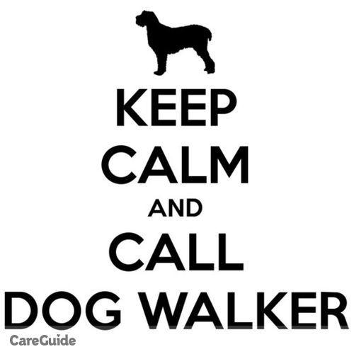 Immediate Openings Available! Great Pet Sitter/ Dog Walker!