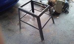 Craftsman table saw stand (Frankfort)
