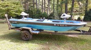 Free bass boat (Kingsport)