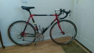 Look carbon road bike (Chandler)