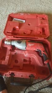 Milwaukee hammer drill (Denver)