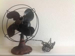 Antique Emerson Jr. Fan