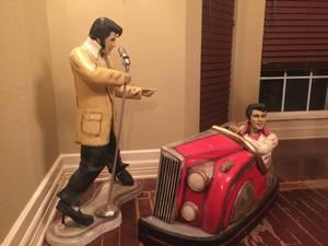 Elvis Statues (2) (Cedar Park)