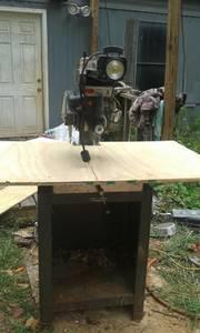 craftsman arm saw (forsyth)