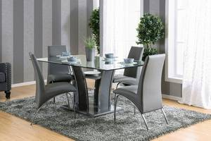 Dining room table and 4 chairs set ($49 down SavvyShopperDirect)