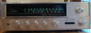 Sansui 441 Stereo Receiver (53402)