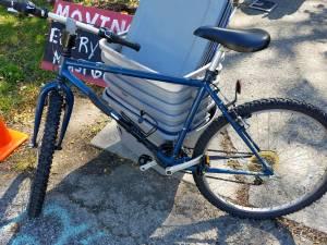 Mountain bike (North)