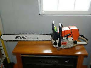 Stihl 044 Chainsaw w/36