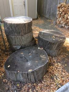Free wood (1417 Oxford Ave, Richland Wa)