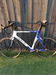 Kestrel talon aero dynamic carbon frame road bike (NW OKC)