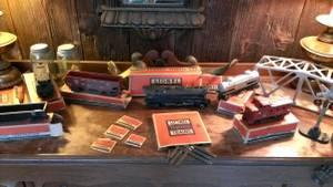 Complete Vintage Lionel Train Set (Mt. Pleasant, OH)