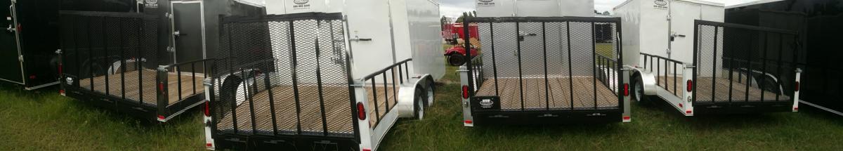 Enclosed Cargo Trailers!!