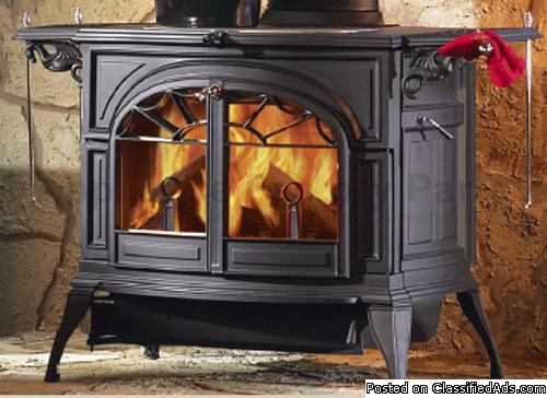 Vermont Casting Defiant Encore wood stove