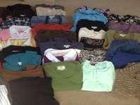 HUGE clothes lot