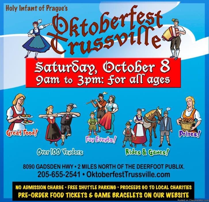 Oktoberfest Trussville